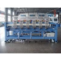 Buy cheap 906 Electronic Embroidery Machine , Programmable Embroidery Machine With USB Port from wholesalers
