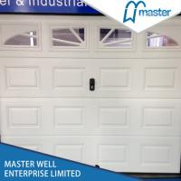 Buy cheap Pu-injected Automatic Electric Garage Doors for automatic operation from wholesalers
