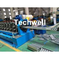Wholesale 0-15m/min Cable Tray Roll Forming Machine For Making Steel Cable Tray Sheets from china suppliers