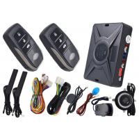 Buy cheap Automotive Smart Car Alarm System With Passive Auto Lock Or Unlock Car Door from wholesalers
