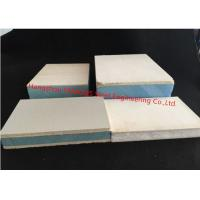 Wholesale Magnesium Oxide EPS / XPS Insulated Sandwich Panels For Ceiling / Wall / Floor System from china suppliers