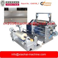 China 5mm-50mm Surface rolling Slitting and rewinding Machine on sale