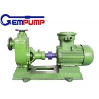 Wholesale ISO9001 Self Priming Centrifugal Pump , CYZ-A self priming oil pump from china suppliers