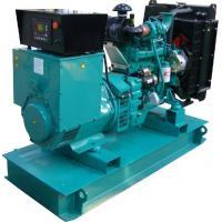 China 88KW/110KVA Cummins diesel generator powered by 6BTA5.9-G2 for sale
