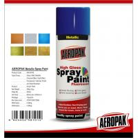 Metal / Wood / Glass Acrylic Spray Paint Flexible With Strong Adhesive for sale