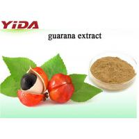 Wholesale Natural Weight Losing Raw Materials Brown Guarana Extract Powder From Seed from china suppliers