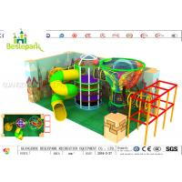 Wholesale EVA Cover Kids Indoor Soft Playground Colorful Theme For 3-15 Years Old from china suppliers