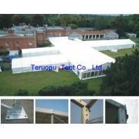 Wholesale High Gloss Wedding Marquee Tent Party 20 X 40M Large Party Marquee Fire Resistant from china suppliers