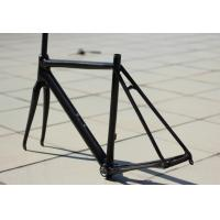 China Customized Painting Stiff Road Carbon Bicycle Frame For Climbing on sale