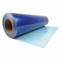 Wholesale Outdoor Construction Window 600mm LLDPE Multi Surface Protection Film Anti Debis from china suppliers