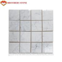 Wholesale Construction Material Carrara White Marble Cut To Size For Home Decoration from china suppliers