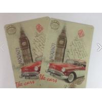 Wholesale Embossed Number Plate Vintage Metal Signs Customized Size For Room from china suppliers