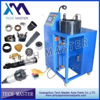 Wholesale Hydraulic Hose Air Suspension Crimping Machine For Air Shock Air Suspension Machine from china suppliers