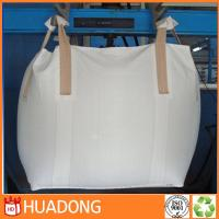 Buy cheap PP jumbo bag/Circular PP bulk bag for mineral packing/big bag for packaging copper ore, mineral, sand 1000kg from wholesalers
