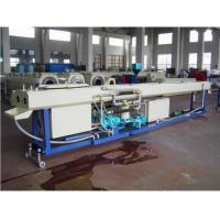 China Pvc Pipe Extrusion Machine Plastic Pipe Extrusion Line Double Screw Extruder on sale