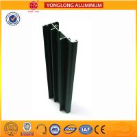 6060 6061 Powder Coated Aluminium Extrusions No fading And Cracking for sale