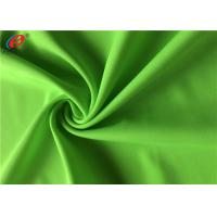 China 82% Nylon 18% Spandex Lycra Stretch Warp Knitting Fabric UPF30+ For Swimwear on sale