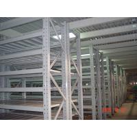 Wholesale Q235B Raw Material Multi Tier Racking System Multilayer Shelf Racks from china suppliers
