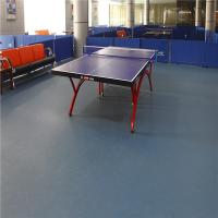 Wholesale high quality PVC sport flooring / recycled flooring / table tennis floor roll from china suppliers