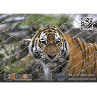 Wholesale 316L Stainless Steel Zoo Mesh | Animal Enclosure  Mesh from china suppliers