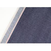 Wholesale Soft Lightweight Denim Fabric , Jackets Cotton Polyester Spandex Denim Fabric from china suppliers