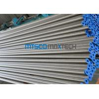 Wholesale EN 10216-5 TP304 / 304L Stainless Steel Seamless Hydraulic Tube With BA Surface from china suppliers