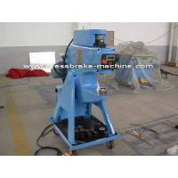 Buy cheap Section Benders Sheet Metal Forming Tools Shrinking Mechnical Drive from Wholesalers
