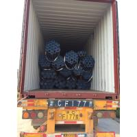 ASTM A106GR.B Carbon Seamless pipe with beveled ends 6meter length