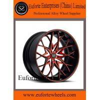 Wholesale SS Racing Auto Drive System Forged Wheels , BMW X5 Custom Wheels from china suppliers