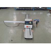 Wholesale Mini Portable CNC Plate Cutting Machine , Easy Operation CNC Plasma Cutter from china suppliers