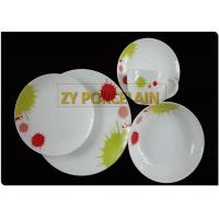Eco - friendly Wearable Coupe Dinnerware Sets Environmental Durable Non - toxic for sale