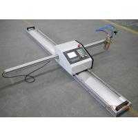Wholesale Portable Gas CNC Plasma Cutting Machine CNC1-1500X3000 For Metal Plates White from china suppliers