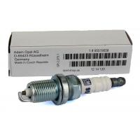 Quality genuine GM 1214120 spark plug with resistor single electrode auto engine part for sale