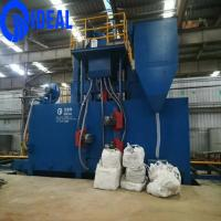Wholesale Industrial equipment automatic metal / coil material shot blasting machine with converyor from china suppliers