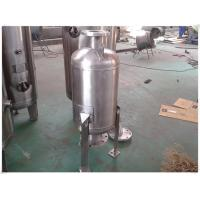 Wholesale 304 Stainless Steel Air Compressor Receiver Tank , Pneumatic Accumulator Tank from china suppliers