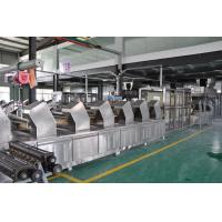 Wholesale 304 Stainless Steel Fully Automatic Noodles Making Machine Excellent Drying Effect from china suppliers