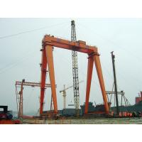 Wholesale OEM Remote Controlling Gantry Shipyard Cranes For Granite Industry from china suppliers