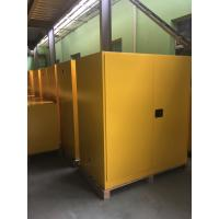 Wholesale High Performance Flame Proof Industrial Storage Cabinets 410Litre Shelf Adjustable from china suppliers