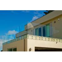 Wholesale Side Mounted Glass Balcony System Railing, Stand Off Wall Mounted from china suppliers