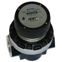 Wholesale Aluminum Mechanical Oval Gear Flowmeter For Oils , Chemicals OGM Series from china suppliers