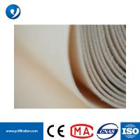 China PPS Fiber Needle Felt Filter Bag Filter Sleeve with High Temperature Fibers on sale