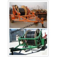 Buy cheap pictures cable trailer,cable drum table, new type Cable Conductor Drum Carrier from wholesalers