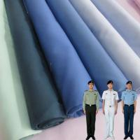 Wholesale 65% Polyester 35% Cotton Woven Security/Army/Military Uniform Fabric from china suppliers