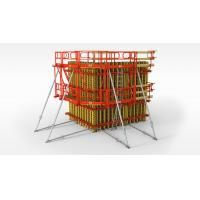 China High accuracy timber beam Concrete Wall Formwork adjustable for concrete slabs for sale