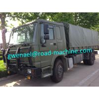 Wholesale 6x6 ALL WHEEL DRIVE CARGO TRUCK 371hp / 336hp EUROII/III from china suppliers