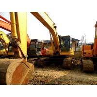 Wholesale PC220-7 USED KOMATSU EXCAVATOR FOR SALE ORIGINAL JAPAN from china suppliers