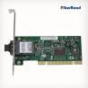 PCI 100FX SC Port MM Fiber NIC (VT6105 Based) for sale