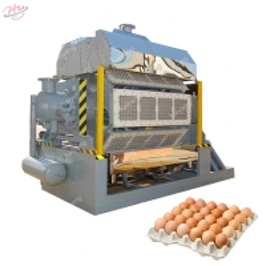China 1.8*1.1*1.9m 15KW Fully Automatic Egg Tray Machine on sale