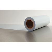 Wholesale Recyclable 1000m 70mic Stainless Steel Protection Film Heavy Deep Drawing Large Drawing Depths from china suppliers