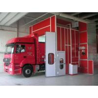 Wholesale automotive Spray booth/Car painting room and drying room,50mm double fireproof insulation EPS panel from china suppliers